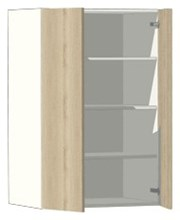 850mm Double Door Pantry Extention