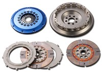 BMW E46 M3 TR2B twin-plate clutch by OS Giken