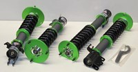 Subaru WRX GDB 2005-2007 and STi models HSD Monopro coilovers