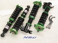 Nissan S13 Silvia 180SX HSD Monopro coilovers