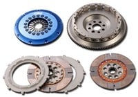 BMW E36 M3 TR2B twin-plate clutch by OS Giken to suit 3.2