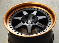 RT Tiger 17x9 +25 wheel for BMW
