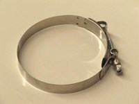 Hose clamp for 102mm hose