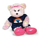 Cuddly Kid Azura The Rainbow Bear
