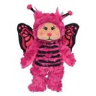 Beanie Kid Flutter Bug Fizzie the Bear