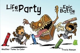 Life of the Party Coloring Book