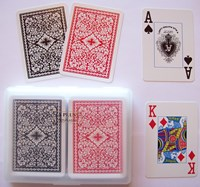 Aplus 100% Plastic PLAYING CARDS with FREE Shipping (10 decks @ $9.70 each)