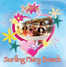 Surfing Fairy Beach Story Book
