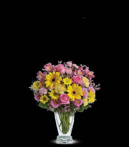 T21-1A DAZZLING DAY BOUQUET cainsbridalwreath.com