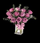 E8-4204S Soft Serenade Rose Bouquet