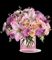T145-1A Teleflora's Possibly Pink