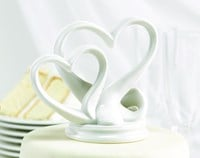 41810 Double Heart Cake Top