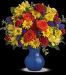 TEV01-1A Teleflora's Three Cheers for You!