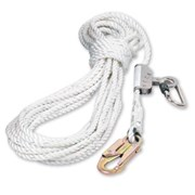 Miller Anchorage Lifeline 15M with rope grab.