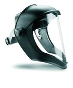 Bionic Faceshield-Clear, PC Fog-Ban/Anti-scratch Visor