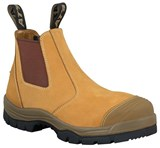 55-322 Oliver Wheat Elastic Sided Safety Boot