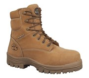 45-632 Oliver AT 150MM Lace Up Safety Boot Wheat