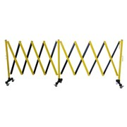 5m Metal Expanding Barrier - Mobile