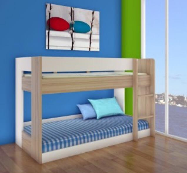 lego low line bunk bed 2