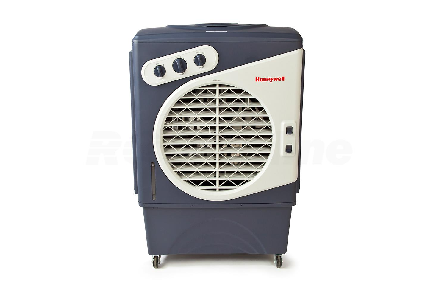 Cooler Air Units : Honeywell co pm floor standing evaporative air cooler