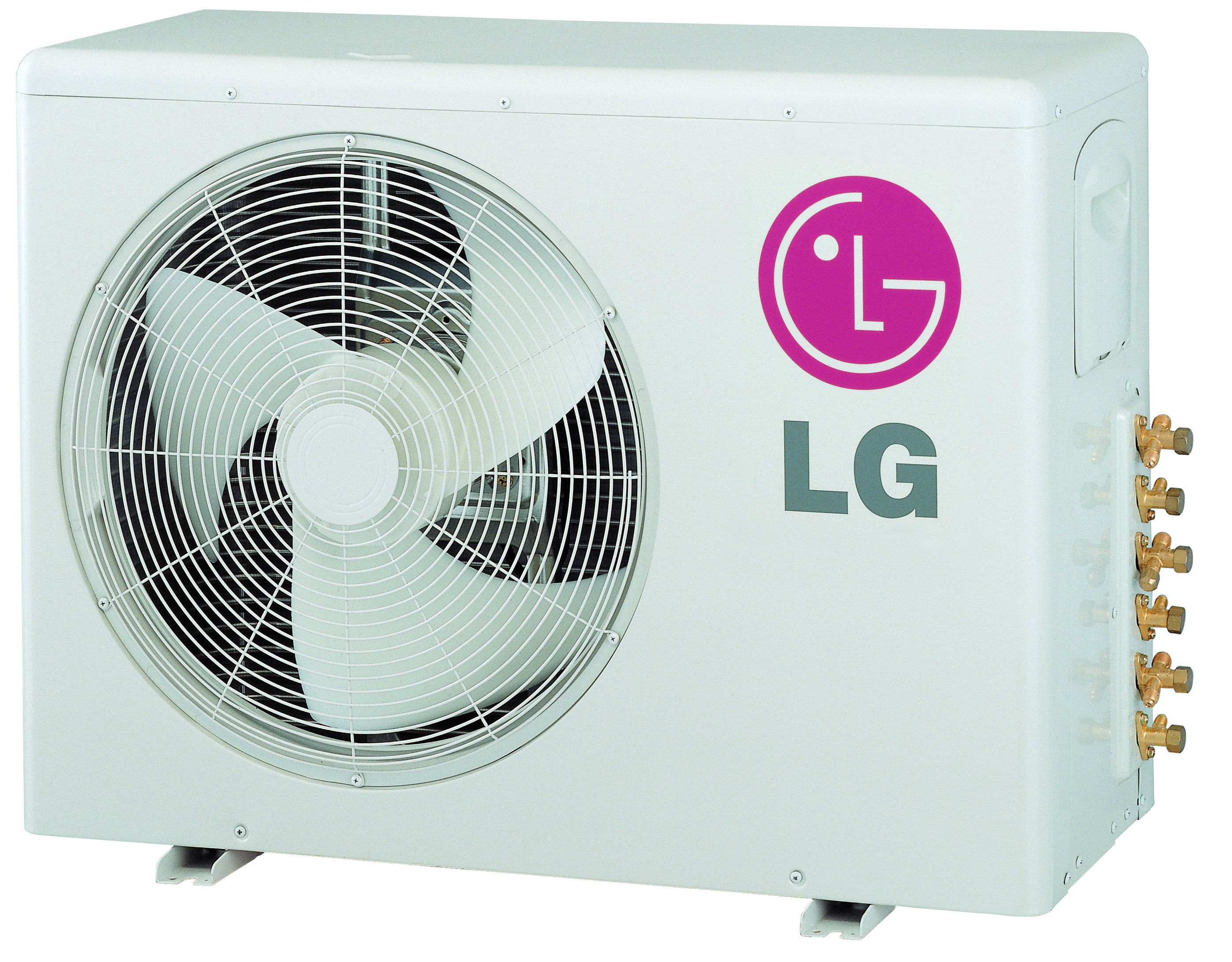 LG Multi F MU5M30 9.5kw Multi Split Inverter Air Conditioning System  #93384D