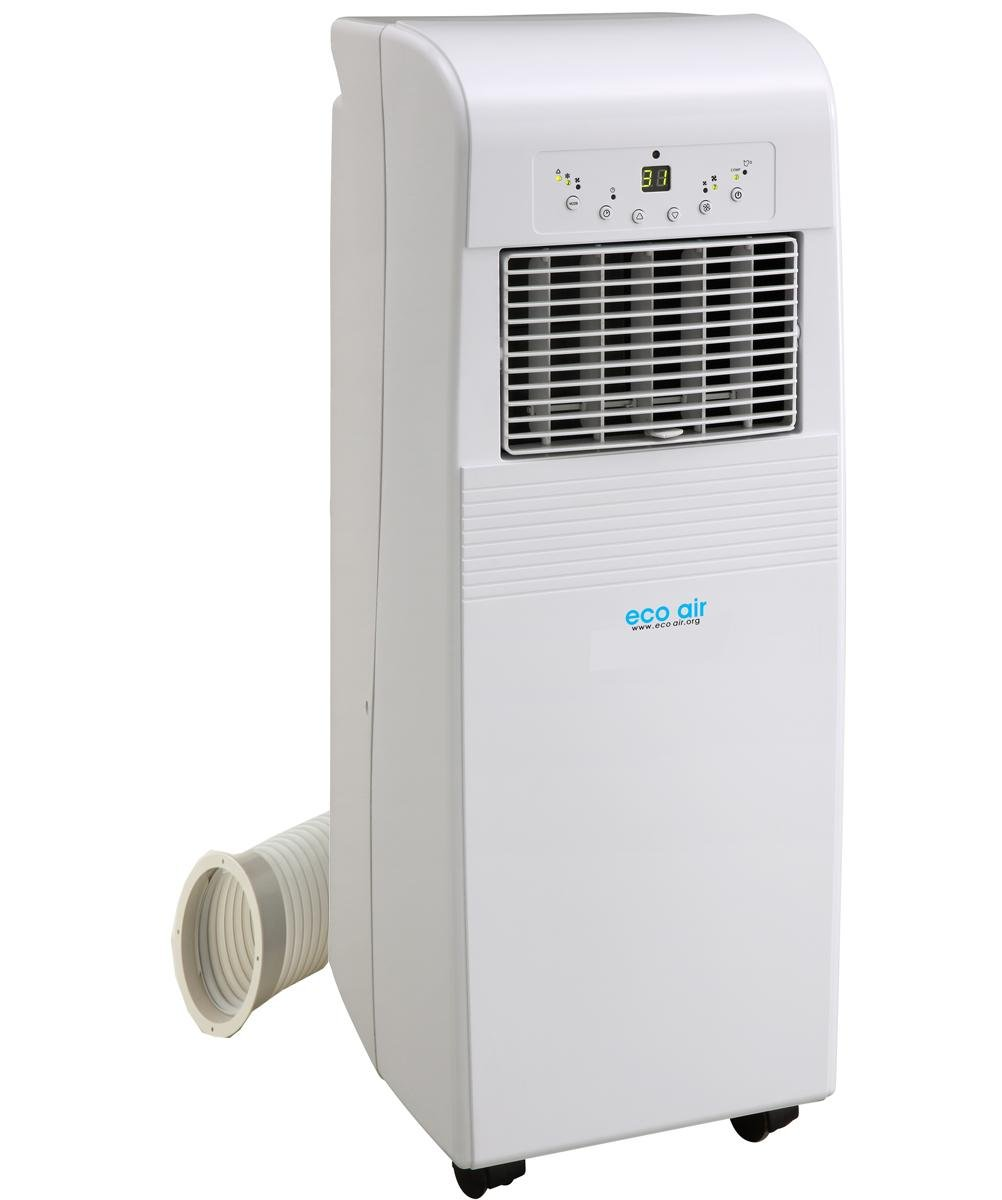 Eco Air ECO10P 2.7kw 10,000btu portable air conditioning unit - Saturday delivery. Aircon247.com ...