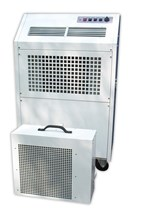 Brolin BR50SP 14.6kw 52,000btu Water Cooled Split Portable Air Conditioning System