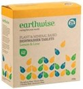 Earthwise Dishwasher Tablets 520g Lemon & Lime