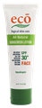 Eco Sunscreen Face SPF 30+ 50g Tube