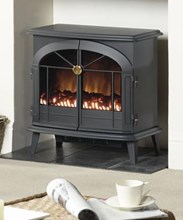 Dimplex Stockbridge Black SKG20BLN - £315