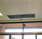 Dimplex DAB20WR Recessed 2 x 1m 24kW Electric Air Curtain from the DAB Range