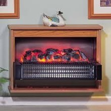 Dimplex Theme 316CHE freestanding electric fire suite- £279