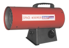 Sealey LP100 Space Warmer Propane Heater 97,000Btu/hr