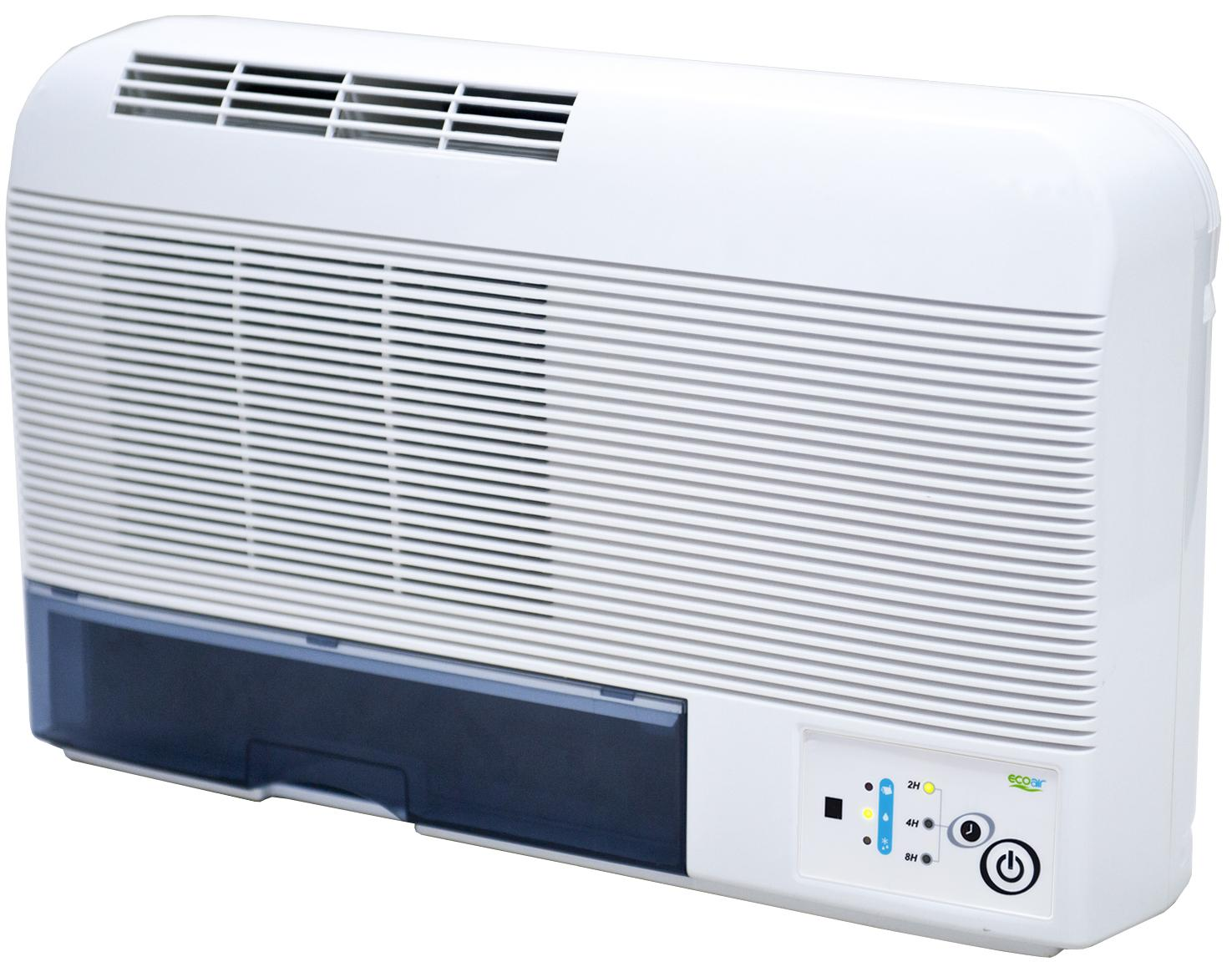 Eco Air Dcw10 Ipx2 Rated Wall Mountable Bathroom Dehumidifier Dehumidifiers Portable