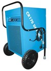 Broughton CR170 170 litre capacity dual voltage commercial portable dehumidifier