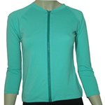 LADIES ZIP SWIM JACKET ATLANTIS - 2XL