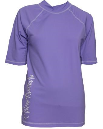 LILAC  SWIM SHIRT  - 6XL - 7XL