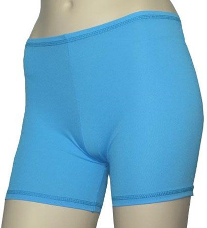 AQUA BOY LEG SWIM SHORTS - SIZE 6