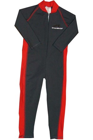 CARBON & RED STINGER SUITS - YOUTH