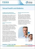Sexual health and diabetes (NFS1625)