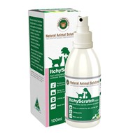 Natural Animal Solutions ItchyScratch Spray 100ml