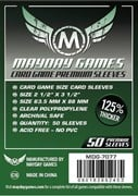 Mayday Premium Sleeves - Premium Card Game Size  63.5 x 88 mm   (50)