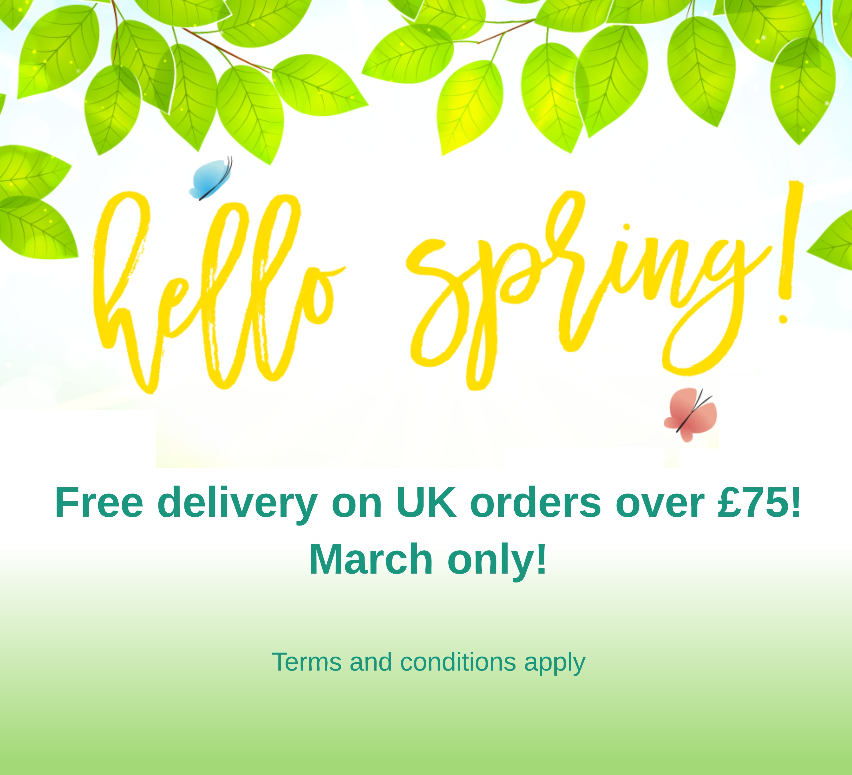 March Only! Free Delivery on Gift Packaging is Back!