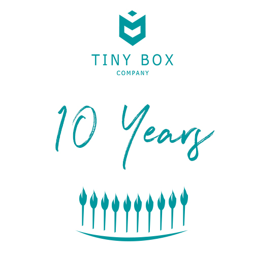 We're Celebrating our 10 Year Anniversary!