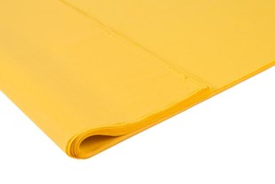 Recycled Golden Tissue Paper | 240 Sheets | Small
