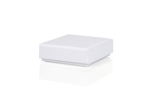 Luxury Collection | White Stud Jewellery Gift Box