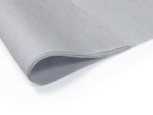 Recycled Grey Tissue Paper -  240 Sheets (L)