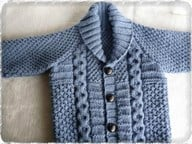 Alex Shawl Collar Cardigan