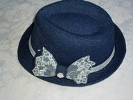 BS4 Fedora Lace