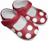 BS3 Dots Pink or Red